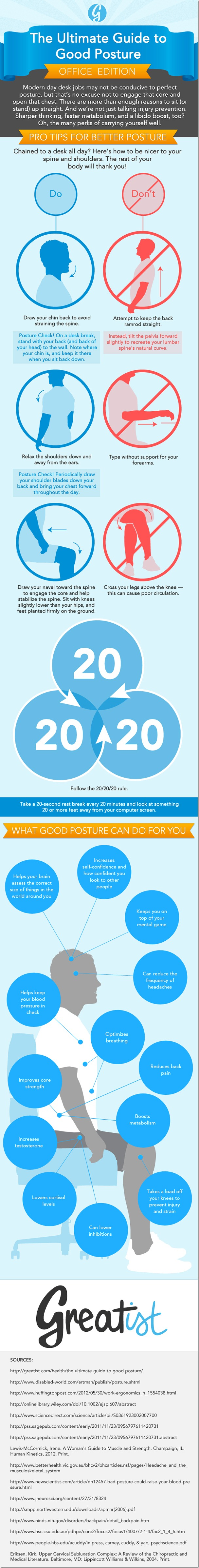 Posture-at-Work-Infographic